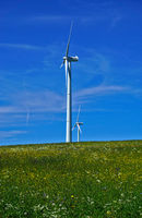 wind turbines; wind power; wind energy; energy production;