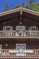 Former forest house Valepp