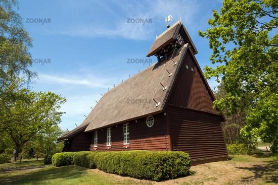 Church 002. Fischland Darss Zingst. Germany