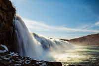 Faxafoss waterfall, Iceland
