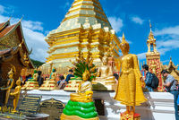 Doi Suthep temple, Thailand
