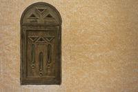 Arab Wooden window