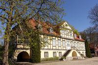 Mansion of Knights grange Molzen