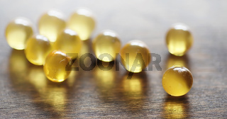 Fish fat. Medical products for the treatment of diseases. The co