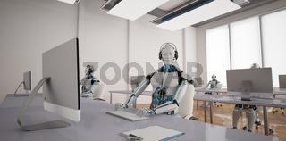 Chatbots Callcenter