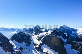 titlis snow mountain