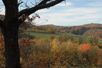 Odenwald landscape