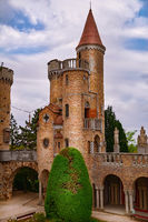 Castle in Hungary