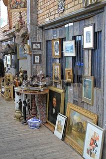 Camden Market Antiques