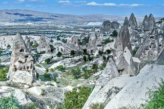 Turkey Cappadocia Rock Dwellings