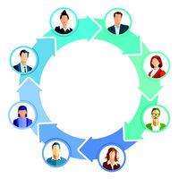 Business Team – Illustration