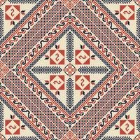 Palestinian embroidery pattern 143