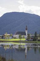 Pillersee mit Sankt Ulrich