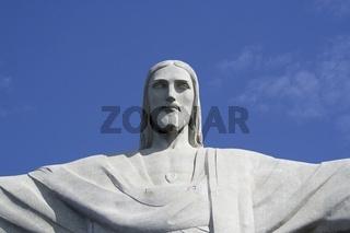 Christusfigur, Rio de Janeiro, Brasilien, Südamerika