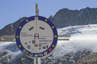 Highest street point in Europe