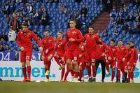 1. BL: 18-19: 22. Sptg. -  Schalke 04 - SC Freiburg
