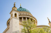 St. Nicholas Church, Potsdam, Germany