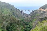 Bixby Canyon and Bridge