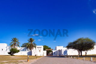 Fort Namutoni, Etosha-Nationalpark, Namibia | Fort Namutoni, Etosha National Park, Namibia