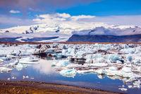 The unique nature of Iceland