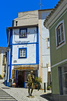 Town house in the old town of Monchique, Algarve, Portugal