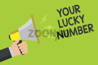 Buy try your luck photos and images at Zoonar