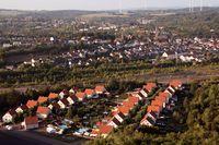 Schiffweiler, Saarland, Germany