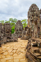 Ruins of Bayon temple