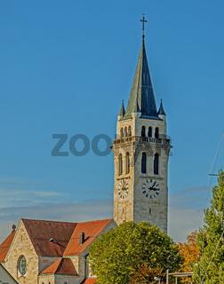 Katholische Kirche St. Johannes, Romanshorn, Kanton Thurgau, Schweiz