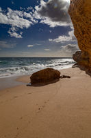 Beach at the Algarve