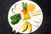 Vegetable set yakiniku