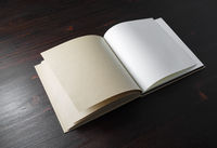 Book or brochure
