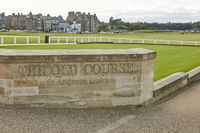 St. Andrews Clubhouse and Golf Course of the Royal  Ancient where golf was founded in 1754, consider