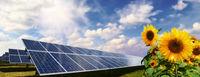 Power generation by solar energy