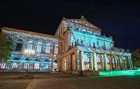 Hannover lights up, Aegidien Church
