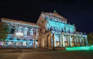 Hannover leuchtet , Aegidienkirche
