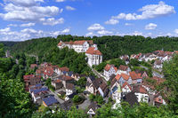 Haigerloch, Baden-Wuerttemberg, Germany