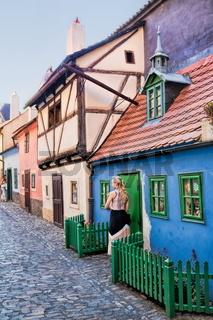 Prag, Goldenes Gässchen