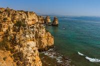 Beach near Lagos - Algarve Portugal