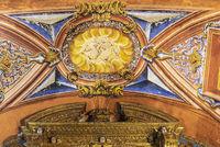 interior, Igreja do Colegio, Jesuit church, Funchal, Madeira, Portugal, Europe
