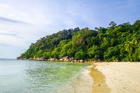 Teluk Pauh beach, Perhentian Islands, Terengganu, Malaysia