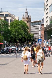 Thurn-und-Taxis-Platz Frankfurt