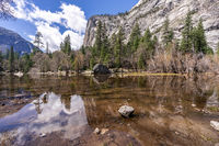 Mirror Lake Yosemite National Park