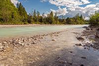 River Isar in Bavaria