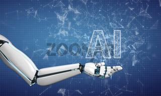 Humanoid Robot AI
