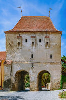 Tailors Tower in Sighisoara