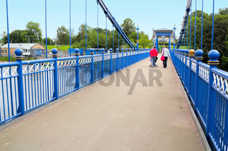 St. Andrews Suspension Bridge