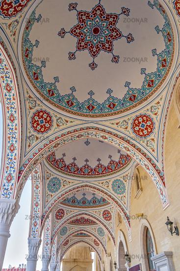 Turkey Manavgat Mosque Interior