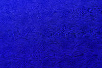 Abstract wavy royal blue pattern