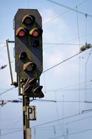 german railway signal
